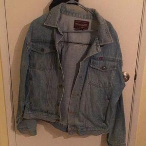 Other - Rustler Denim Jacket